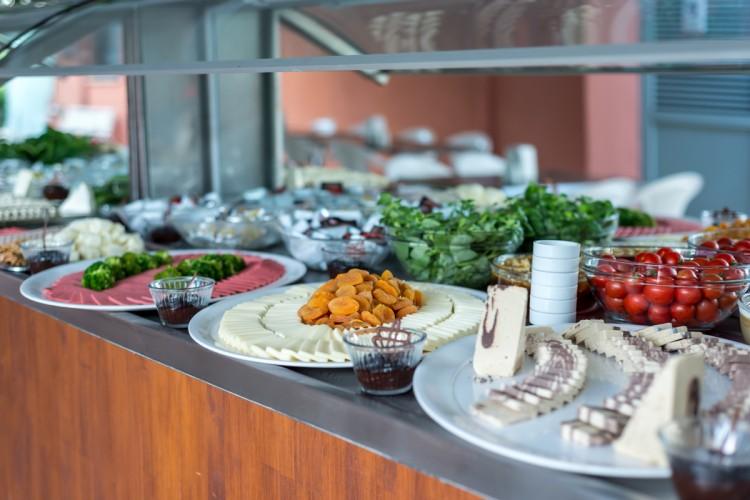 Zel Hotel - Restaurant
