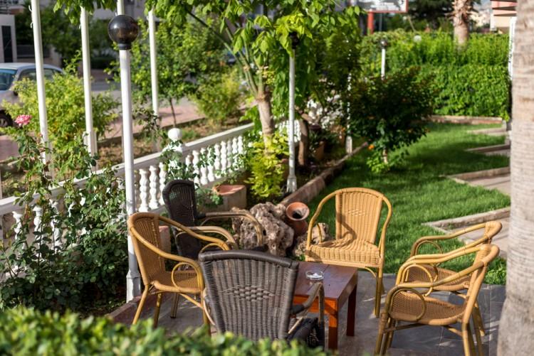Bahçe - Zel Hotel