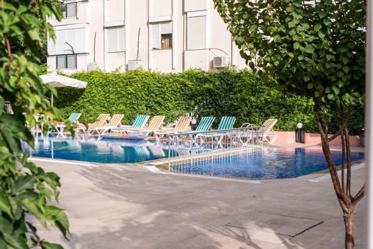 Havuz - Zel Hotel