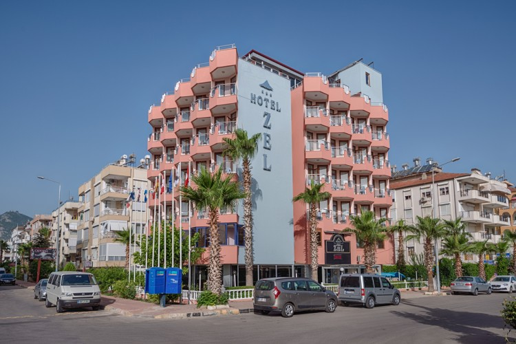 Zel Hotel - Genel Görüntü
