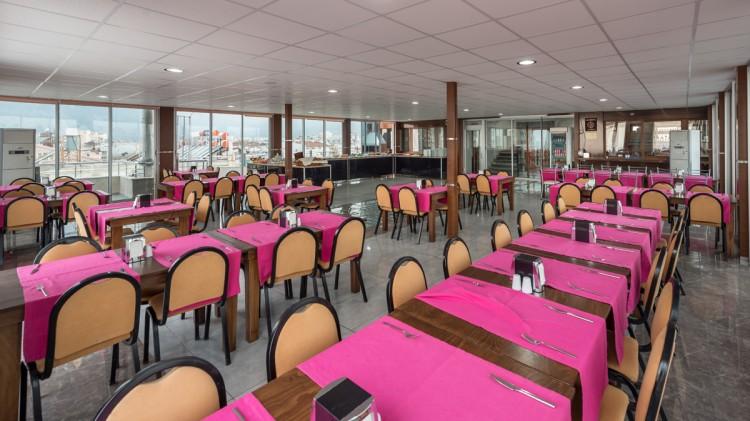 Zel Hotel - Teras Cafe